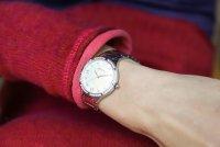 Zegarek damski Bulova diamond 96L264 - duże 3