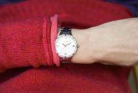 Zegarek damski Bulova diamond 96L264 - duże 4