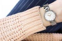Zegarek damski Bulova diamond 96S159 - duże 2