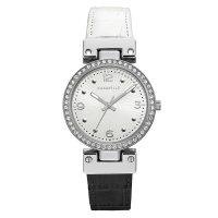 Zegarek damski Caravelle pasek 43L208 - duże 2