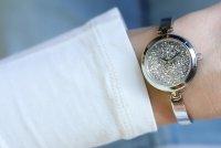 Zegarek damski Caravelle bransoleta 43L211 - duże 8