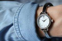 Zegarek damski Caravelle bransoleta 43L213 - duże 4