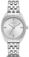Zegarek damski Caravelle bransoleta 43L214 - duże 1