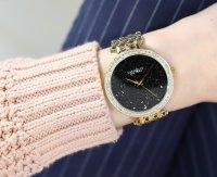 Zegarek damski Caravelle bransoleta 44L121 - duże 2