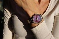 Zegarek damski Caravelle bransoleta 44L212 - duże 2