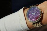 Zegarek damski Caravelle bransoleta 44L212 - duże 3