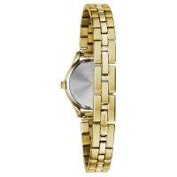 Zegarek damski Caravelle bransoleta 44L248 - duże 3