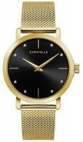 Zegarek damski Caravelle bransoleta 44L256 - duże 1