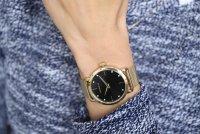 Zegarek damski Caravelle bransoleta 44L256 - duże 2