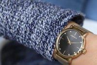 Zegarek damski Caravelle bransoleta 44L256 - duże 4