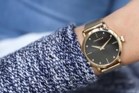 Zegarek damski Caravelle bransoleta 44L256 - duże 5