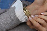 Zegarek damski Caravelle bransoleta 44P102 - duże 4