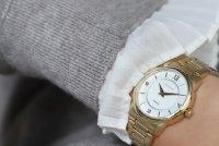 Zegarek damski Caravelle bransoleta 44P102 - duże 5