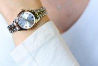 Zegarek damski Caravelle bransoleta 45L175 - duże 2