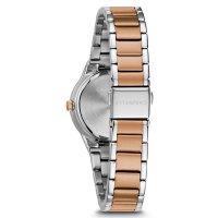 Zegarek damski Caravelle bransoleta 45P109 - duże 3