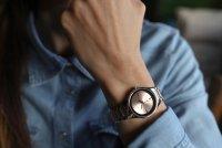 Zegarek damski Caravelle bransoleta 45P109 - duże 9
