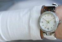 Zegarek damski Caravelle pasek 43L208 - duże 6