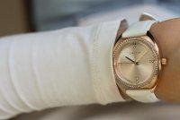 Zegarek damski Caravelle pasek 44L251 - duże 5