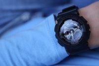 Zegarek damski Casio baby-g BA-110BC-1AER - duże 2