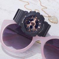 Zegarek damski Casio baby-g BA-110RG-1AER - duże 2