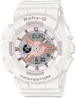 Zegarek damski Casio baby-g BA-110RG-7AER - duże 1