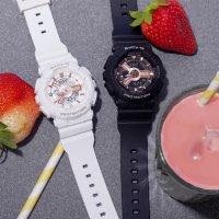 Zegarek damski Casio baby-g BA-110RG-7AER - duże 2