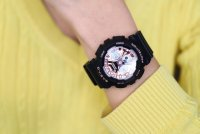Zegarek damski Casio Baby-G baby-g BA-130-1A4ER - duże 4