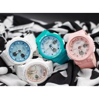 Zegarek damski Casio baby-g BGA-250-7A1ER - duże 7