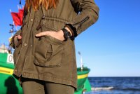 Zegarek damski Casio baby-g BGA-255-1AER - duże 7