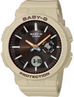 Zegarek damski Casio baby-g BGA-255-5AER - duże 1