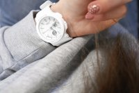 Zegarek damski Casio baby-g BGA-255-7AER - duże 2