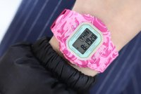 Zegarek damski Casio baby-g BGD-560SLG-4DR - duże 7