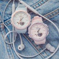 Zegarek damski Casio baby-g BGS-100SC-4AER - duże 2