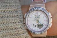 Zegarek damski Casio baby-g BGS-100SC-4AER - duże 5