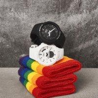 Zegarek damski Casio baby-g BSA-B100-1AER - duże 2