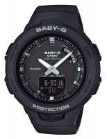 Zegarek damski Casio baby-g BSA-B100-1AER - duże 1