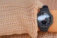 Zegarek damski Casio baby-g BSA-B100-2AER - duże 10