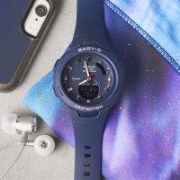 Zegarek damski Casio baby-g BSA-B100-2AER - duże 5