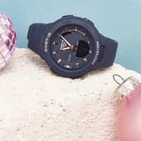 Zegarek damski Casio baby-g BSA-B100-2AER - duże 7