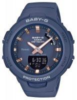Zegarek damski Casio baby-g BSA-B100-2AER - duże 1