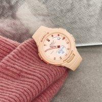 Zegarek damski Casio baby-g BSA-B100-4A1ER - duże 4