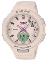 Zegarek damski Casio baby-g BSA-B100-4A1ER - duże 1