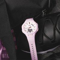 Zegarek damski Casio baby-g BSA-B100-4A2ER - duże 5