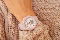 Zegarek damski Casio baby-g BSA-B100-4A2ER - duże 7