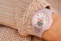 Zegarek damski Casio baby-g BSA-B100-4A2ER - duże 8