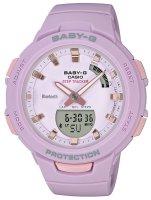 Zegarek damski Casio baby-g BSA-B100-4A2ER - duże 1