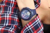 Zegarek damski Casio baby-g BSA-B100AC-2AER - duże 2