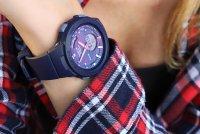 Zegarek damski Casio baby-g BSA-B100AC-2AER - duże 3