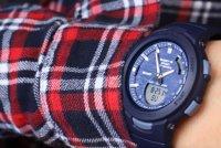 Zegarek damski Casio baby-g BSA-B100AC-2AER - duże 5
