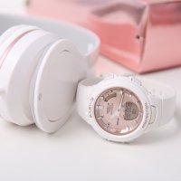 Zegarek damski Casio baby-g BSA-B100MF-7AER - duże 2